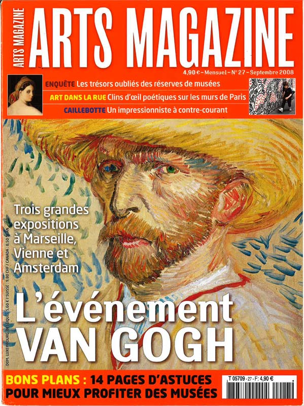 Arts Magazine 2008