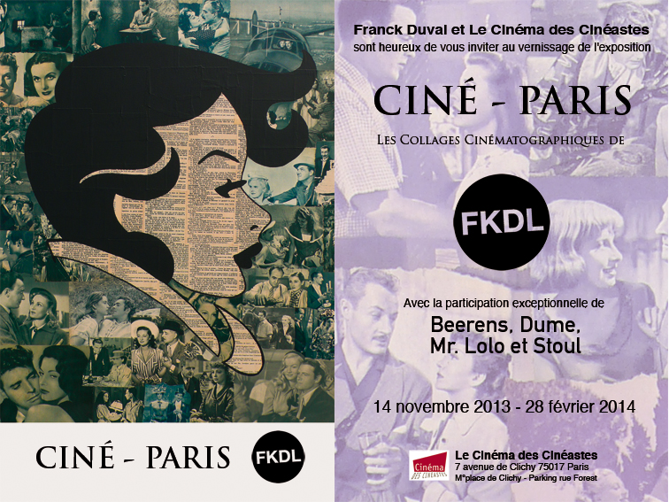 CINÉ - PARIS by FKDL