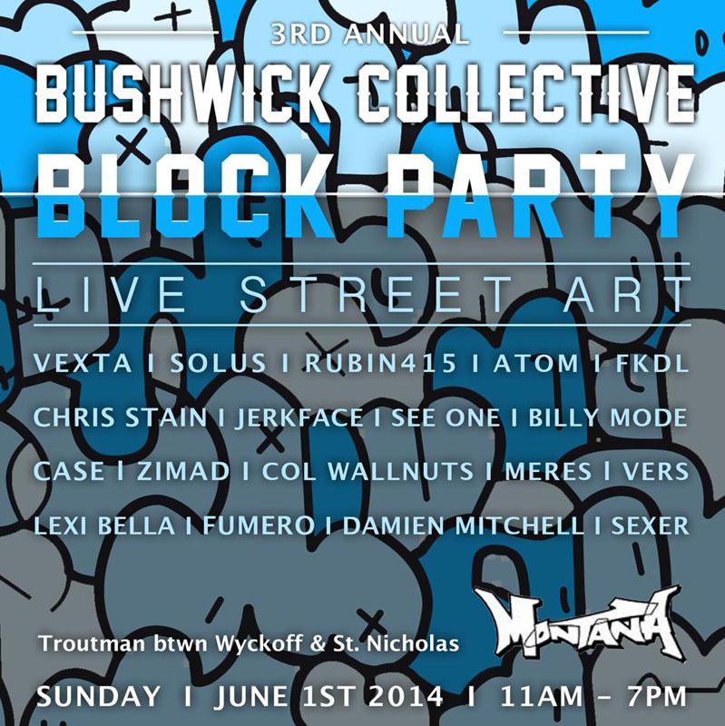 Bushwick Collective 3rd