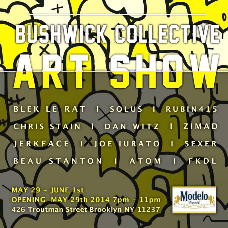 Art Show - Bushwick Collective
